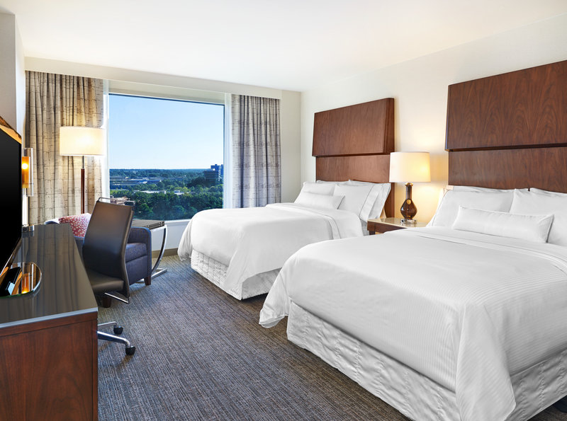 The Westin Atlanta Perimeter North Vista do quarto