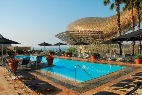 فندق آرتس برشلونة - Swimming Pool Hotel Arts Barcelona