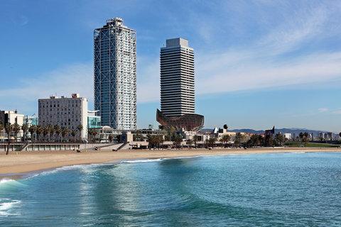 فندق آرتس برشلونة - Exterior view version 1