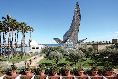 فندق آرتس برشلونة - Terraces   Gardens