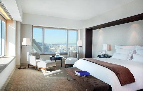 فندق آرتس برشلونة - Deluxe room with spectacular city view
