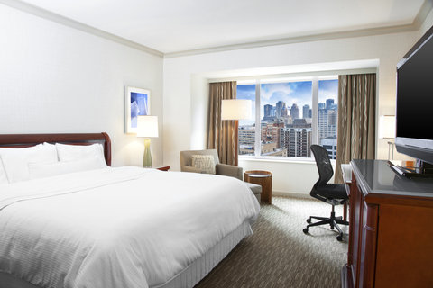 The Westin Michigan Avenue Chicago - Traditional King