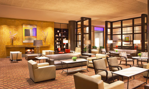 The Westin Copley Place, Boston - Lobby Seating Area