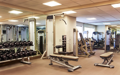 The Westin Copley Place, Boston - Westin WORKOUT Fitness Studio