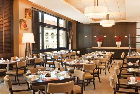 The Westin Copley Place, Boston - Huntington Restaurant
