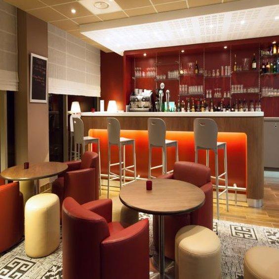 Campanile Rennes Sud Saint Jacques Bar/Lounge