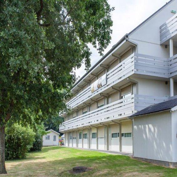 Campanile Angers Ouest - Beaucouzé Ulkonäkymä