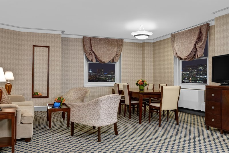 Boston Park Plaza Hotel - Boston, MA