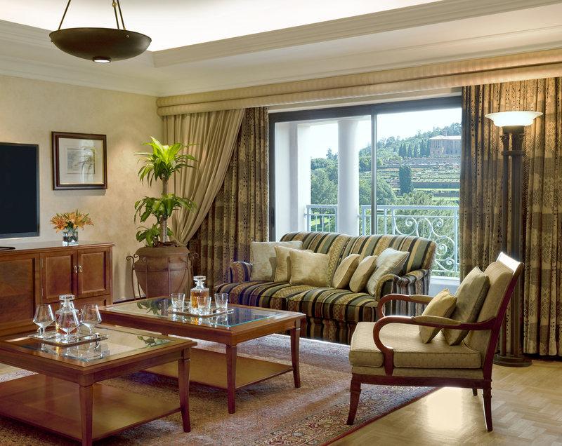 Sheraton Pretoria Hotel Suite