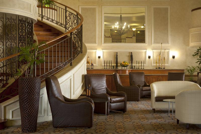 Sheraton Pretoria Hotel Bar/salón