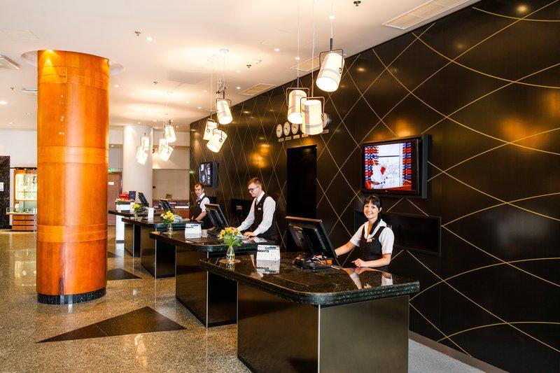 Radisson Blu Sky Hotel Tallinn Huonenäkymä