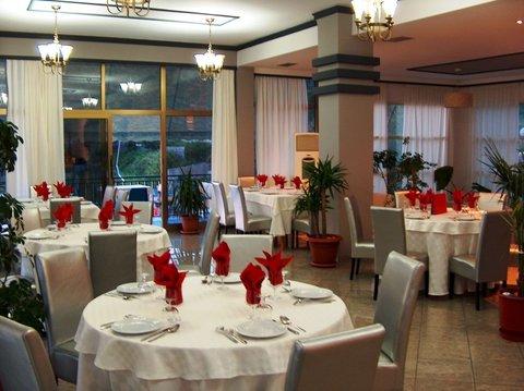 Helia Hotel - restaurant