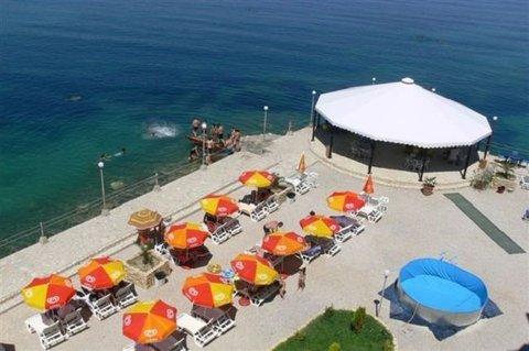 Helia Hotel - beach