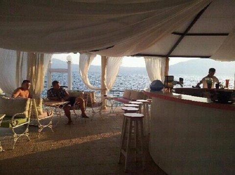 Helia Hotel - beach bar