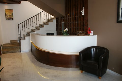 Kristal Hotel - Reception