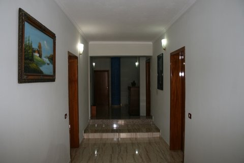 Kristal Hotel - Hallway