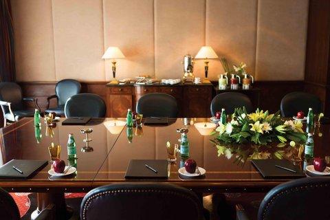 Conrad Cairo - Horus Boardroom
