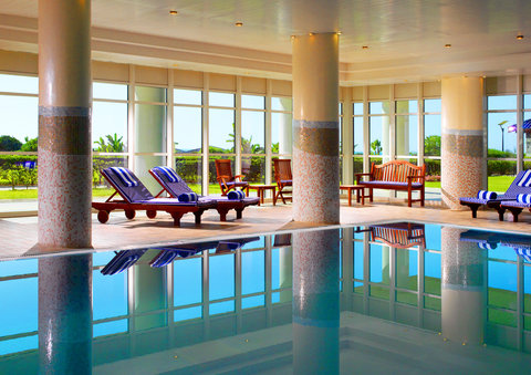 Sheraton Club des Pins Resort - Indoor Swimming Pool