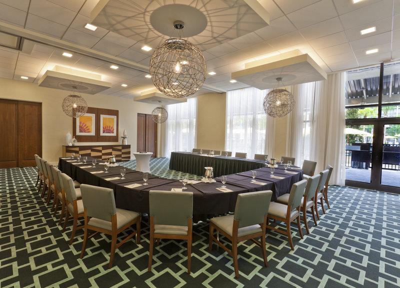 Sheraton Safari Hotel & Suites Lake Buena Vista Sala de conferencias