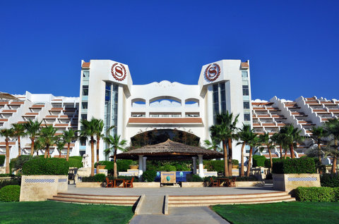 Sheraton Sharm Hotel, Resort, Villas & Spa - Exterior