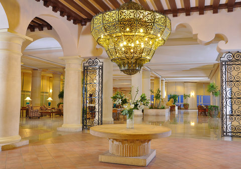 Sheraton Sharm Hotel, Resort, Villas & Spa - Lobby