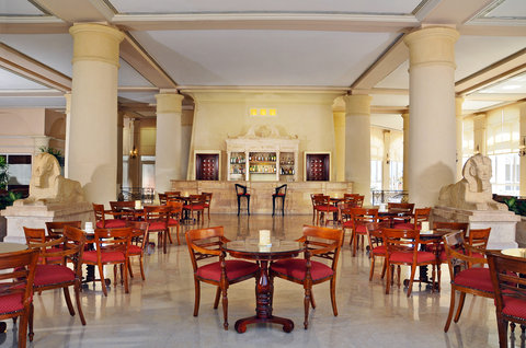 Sheraton Sharm Hotel, Resort, Villas & Spa - Lobby Bar