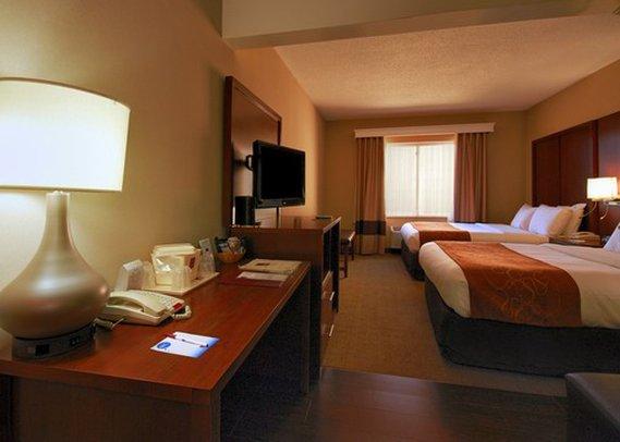 Comfort Suites Waldorf - Waldorf, MD
