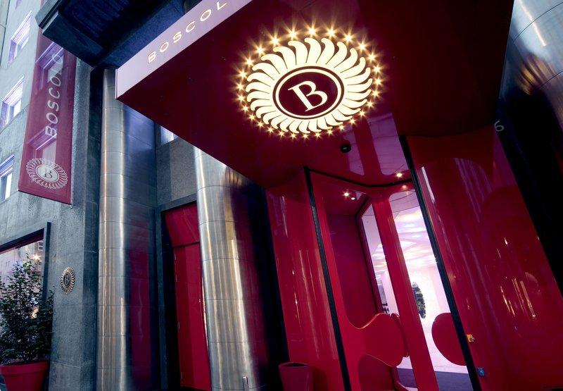 Boscolo Hotel Milano, Autograph Collection Vista esterna