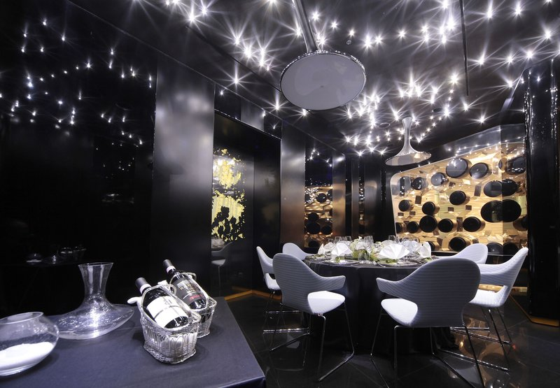 Boscolo Hotel Milano, Autograph Collection Bar/lounge