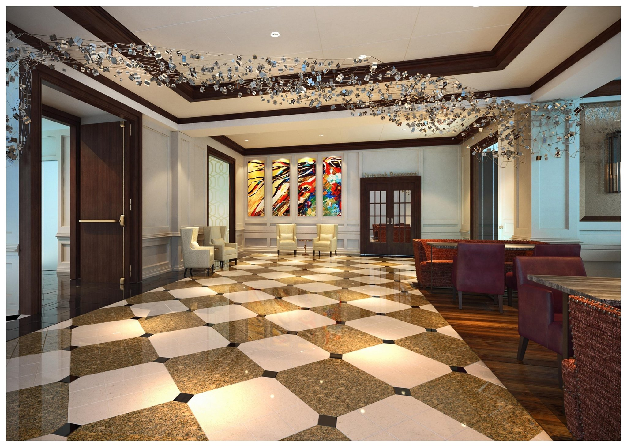 Doubletree By Hilton Hotel Atlanta Buckhead Atlanta Ga