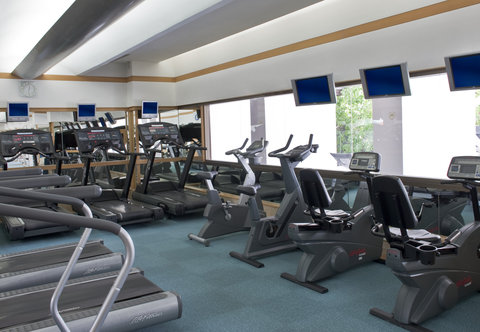 Royal Orchid Sheraton Hotel & Towers - Fitness Center