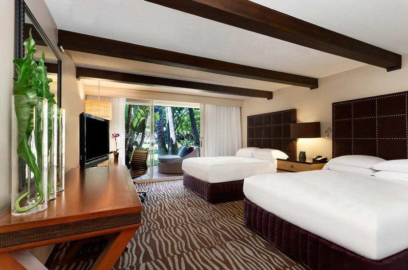 Hilton San Diego Resort 客房视图