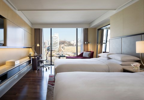 JW Marriott Dongdaemun Square Seoul - Deluxe Double Double Guest Room