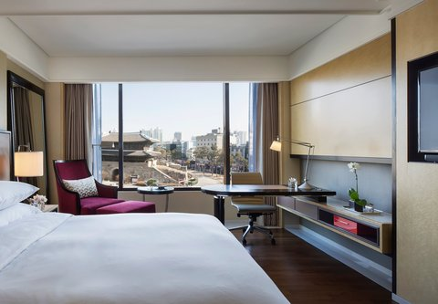 JW Marriott Dongdaemun Square Seoul - King East Gate View Guest Room