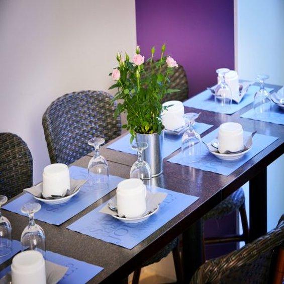Hotel Kyriad Paris Canal Saint Martin Republique Ресторанно-буфетное обслуживание