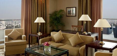 Sheraton Amman Al Nabil Hotel - Diplomatic Suite