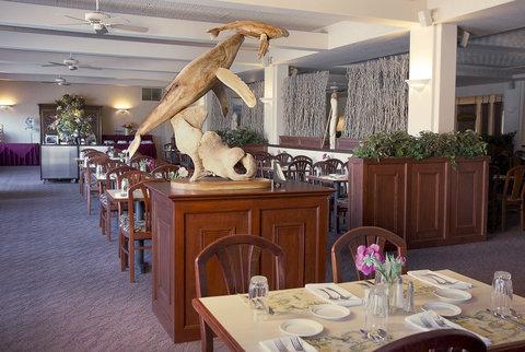 Bear Lodge - Golden Bear Restaurant