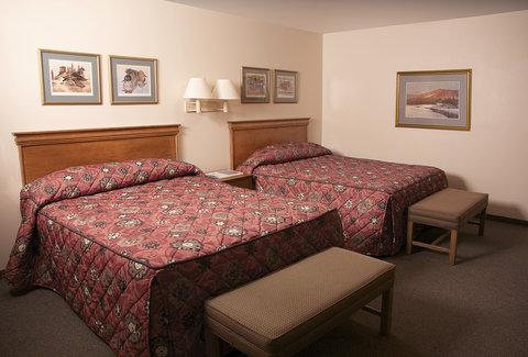 Bear Lodge - Spacious Guest Room