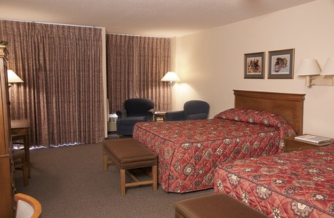 Bear Lodge - Deluxe Guest Room