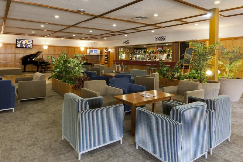 Kingsgate Hotel Hamilton Bar/salónek