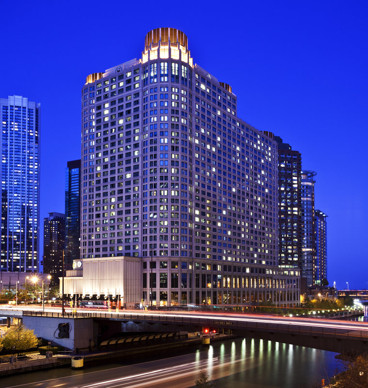 Sheraton Chicago Hotel & Towers Exterior view