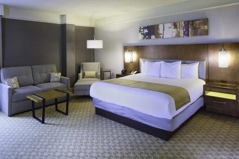 Doubletree Hotel Atlanta-Buckhead Huonenäkymä