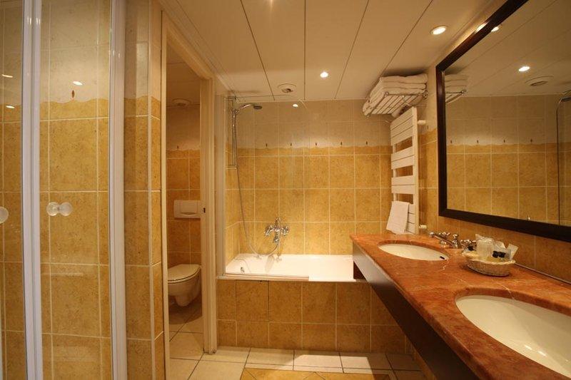 Hotel Royal Montparnasse Zimmeransicht
