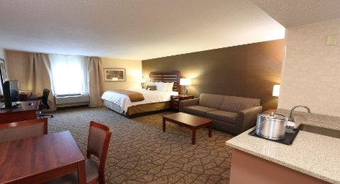 Wyndham Garden Grand Rapids Airport - Guest Room