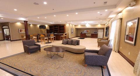 Wyndham Garden Grand Rapids Airport - Lounge