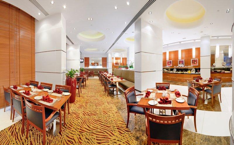 Ramada Hotel Apartments Sharjah Gastronomie
