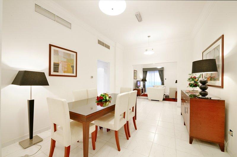 Ramada Hotel Apartments Sharjah Lobby