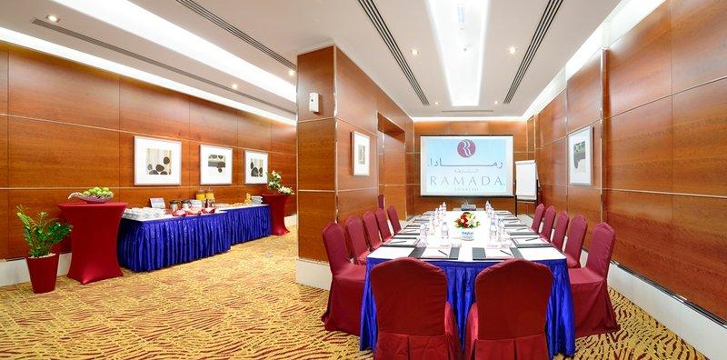 Ramada Hotel Apartments Sharjah Congreszaal