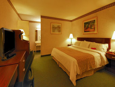 Ramada Boston - 1 Queen Bed Room