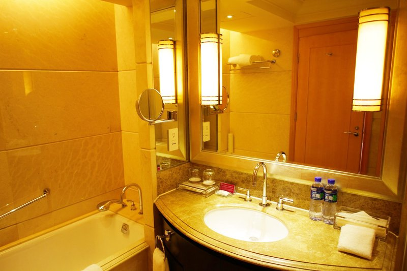 Crowne Plaza Hotel Fudan Shanghai Zimmeransicht